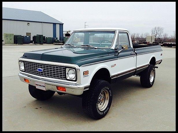 1972 Chevrolet Cheyenne Pickup ★。☆。JpM ENTERTAINMENT ☆。★。