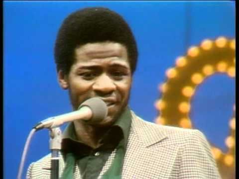 """The Reverend Al Green on Soul Train """"Love and Happiness"""".  How can you not love this man?"""