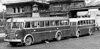 """GF-695-ös Ikarus  Hátul a """"boci buszon"""" is utaztam"""