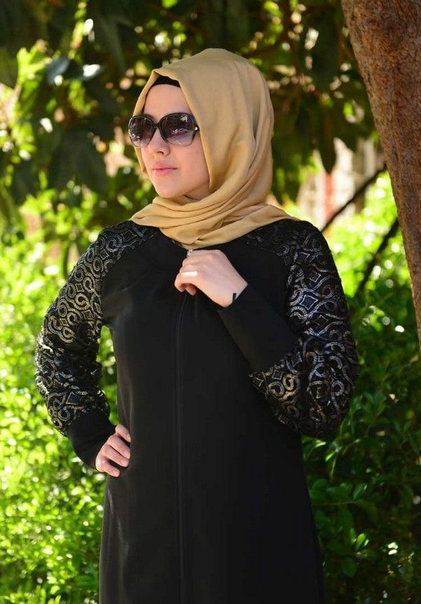 Abaya Fashion #Indonesian #Indonesianfashion #style http://livestream.com/livestreamasia