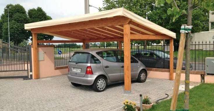 Drvene nadstre nice za automobile google pretra ivanje for Progetto gazebo in legno pdf