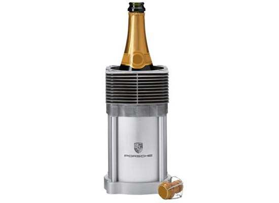 Porsche Classic Cooler: 911 cylinder turned Champagne cooler #Porsche #Classic #Cooler