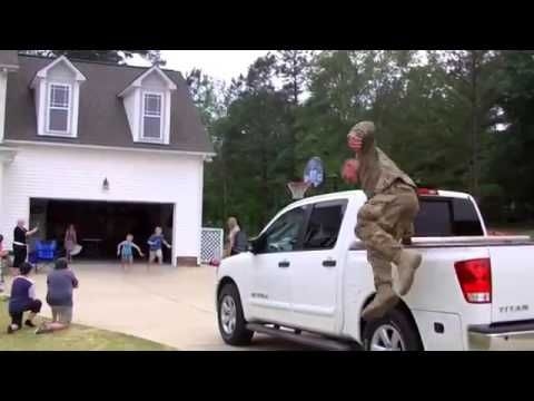 ▶ Soldier Surprises Sons in a Way They Didn't See Coming - YouTube