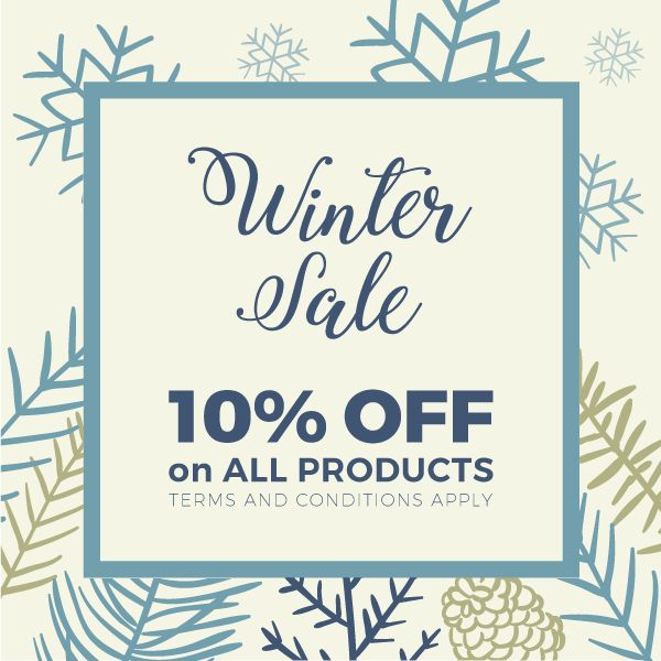 Holiday is over! Here's our #WinterSale treat for you all! Grab your 10% OFF coupon on all products for orders over $260 ONLY! Check promo mechanics now! #sale #promo #stickerdot #stickers #labels #customstickers #stickerprinting #Auckland #NZ