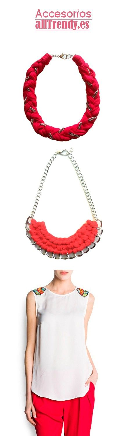 Collares Color Coral