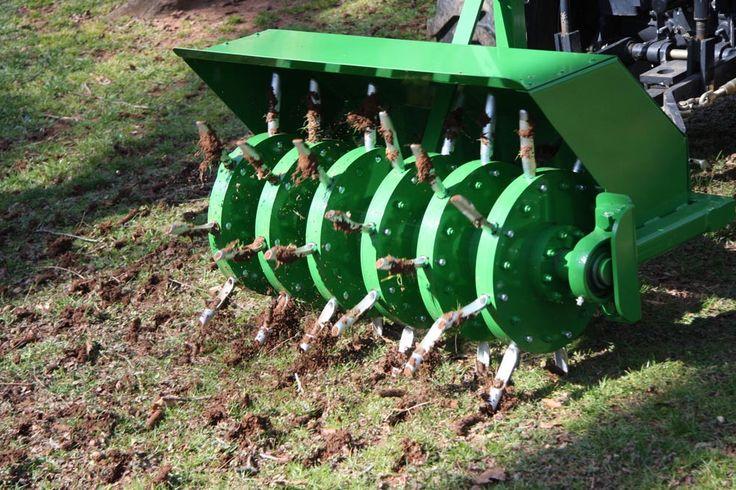 best manual lawn core aerator