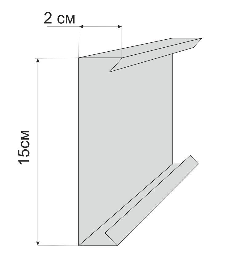 Купить металлические Сибирские Грядки с односторонним полимерным покрытием от производителя