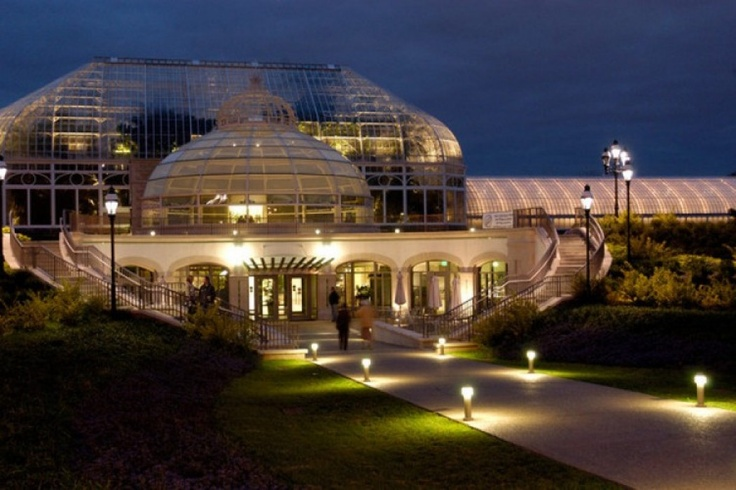Phipps Conservatory Pittsburgh Pa Pinterest