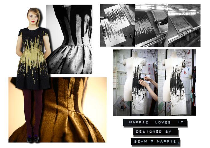 happie loves it  Letter dress
