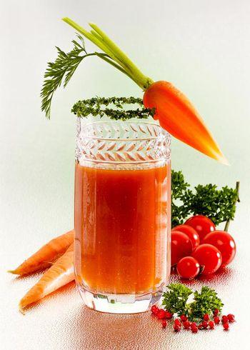 Saftdiät - Saftkur - Beautydrink Vitaminchen