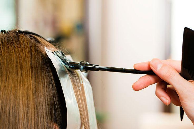 Miten usein hiukset pitäisi värjätä?