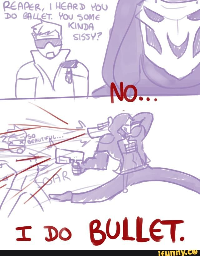 reaper, soldier76, overwatch, funny, comic