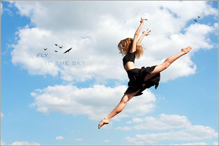 fly to the sky by Alexandr Kotlubinskiy on 500px