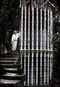 Edward James built one of the biggest and least known artistic monuments of the 20th century known as Las Pozas.