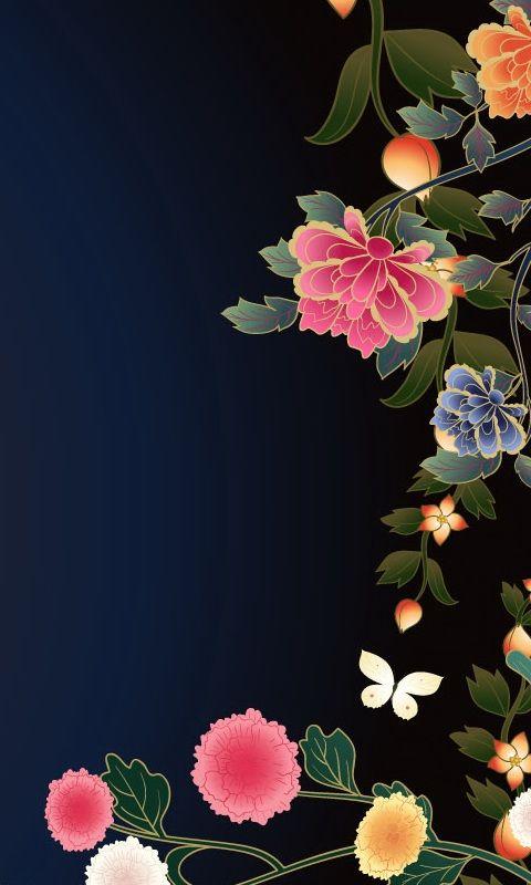 Aquarela Floral 3 | Wallpapers | Pinterest | Wallpaper, Watercolor ...