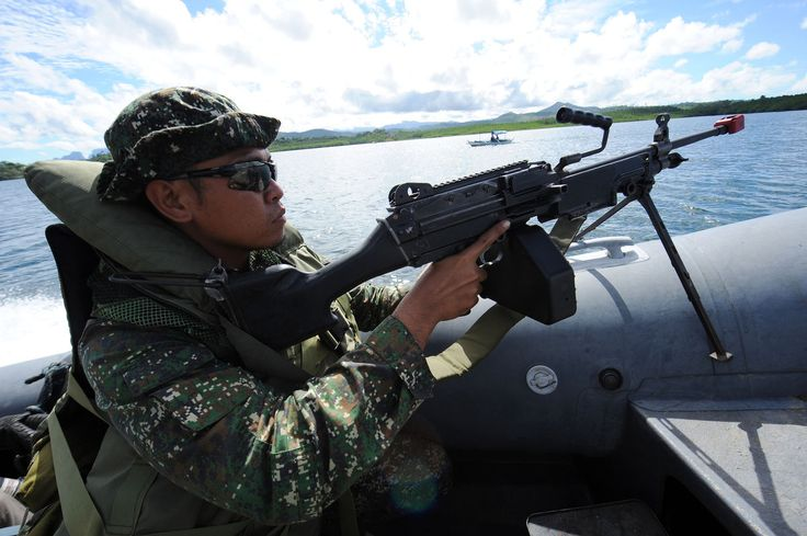 Philippine military chief Gregorio Pio Catapang likens his task to a boxing match. Dwarfed by neighbors like China, with whom ties are strained, he'd like his forces to last at least a few rounds in the ring.