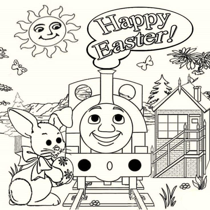 22 mejores imágenes de Religious Easter Coloring Pages en Pinterest ...