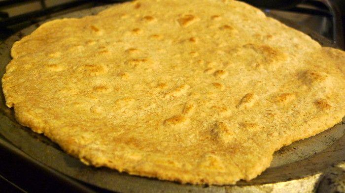 Come fare una piadina veloce (o chapati) | Il Laboratorio dell'Autoproduzione