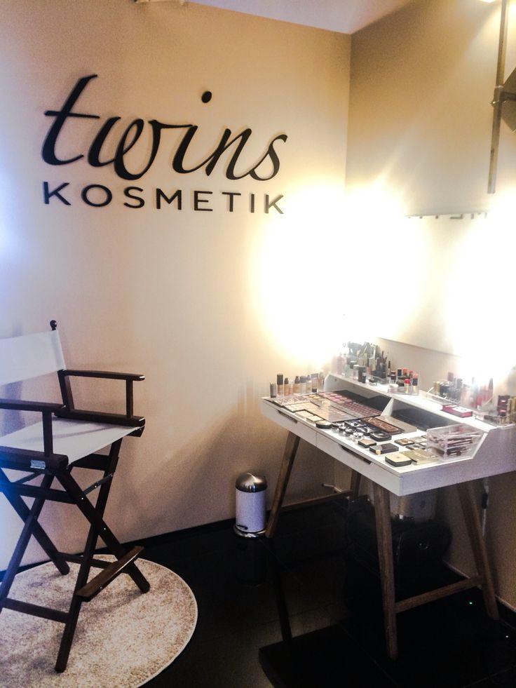 Twins Kosmetik Berlin Designed by Studio Artemell / Emell Gök Che  www.artemell.com