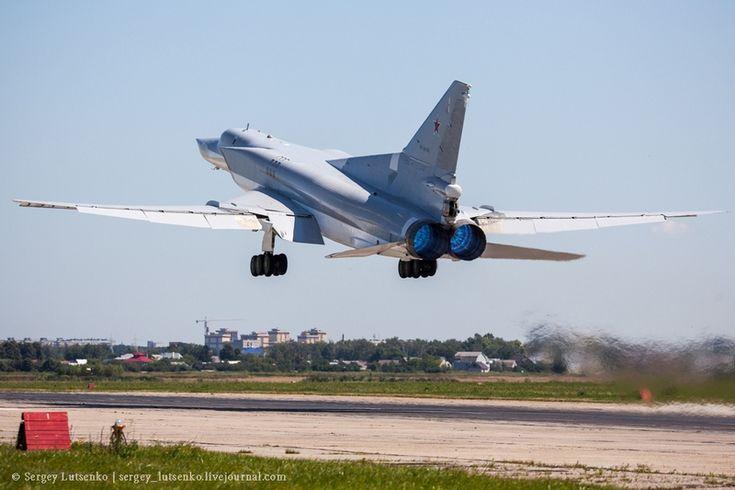 Tupolev Tu-22M Backfire Bomber