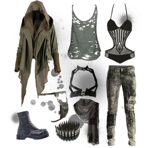 Furiosa by postpunkfaery on Polyvore featuring mode, Stussy, Diesel Black Gold, Topshop, Dr. Martens, Faliero Sarti, Bullet and MadMax