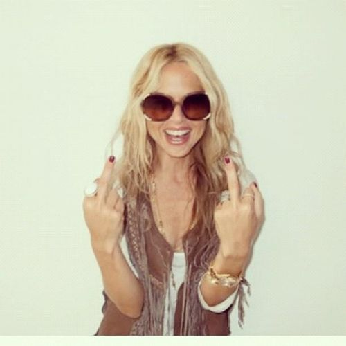 Rachel Zoe. This is awesome! <3