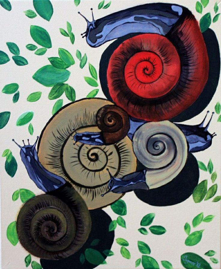 Acrylic on canvas, 2013