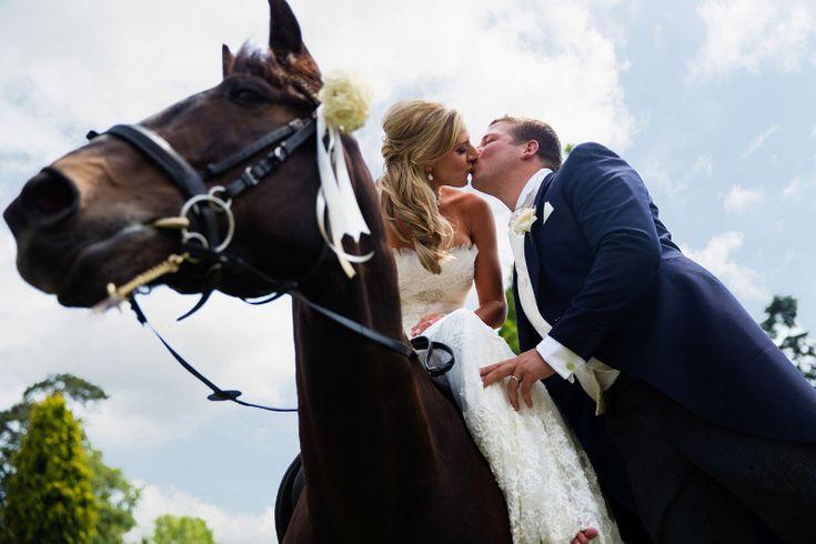Kimberley + Pferd