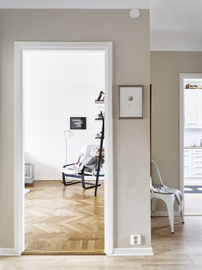 peinture color beige decor ideas pinterest peinture couloir et mur. Black Bedroom Furniture Sets. Home Design Ideas