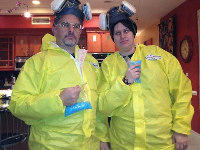 breaking bad - Halloween Costume Breaking Bad