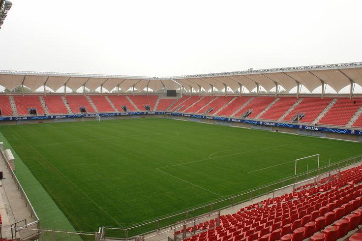 Estadio Bicentenario de Chillan