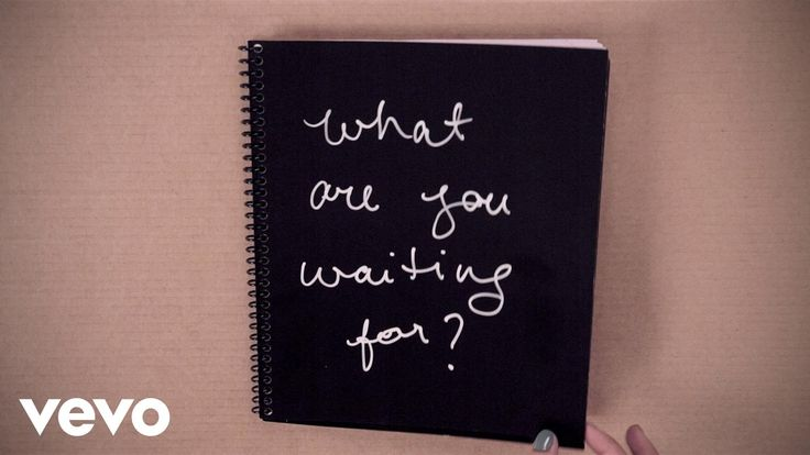 Nickelback - What Are You Waiting For? (Lyric Video) ♥ THANK U 4 SHARIN ♥