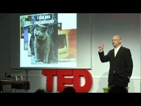 Great TED talk about the cognitive surplus, found on the great Brainpikings.Org