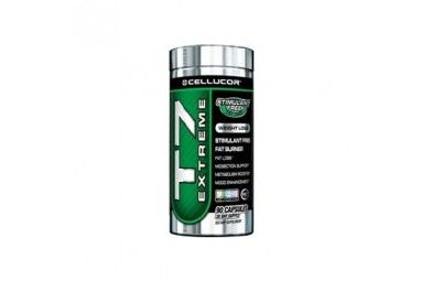 Cellucor T7 Extreme 90 Capsules + Free Sample Price: WAS £59.99 NOW £39.99