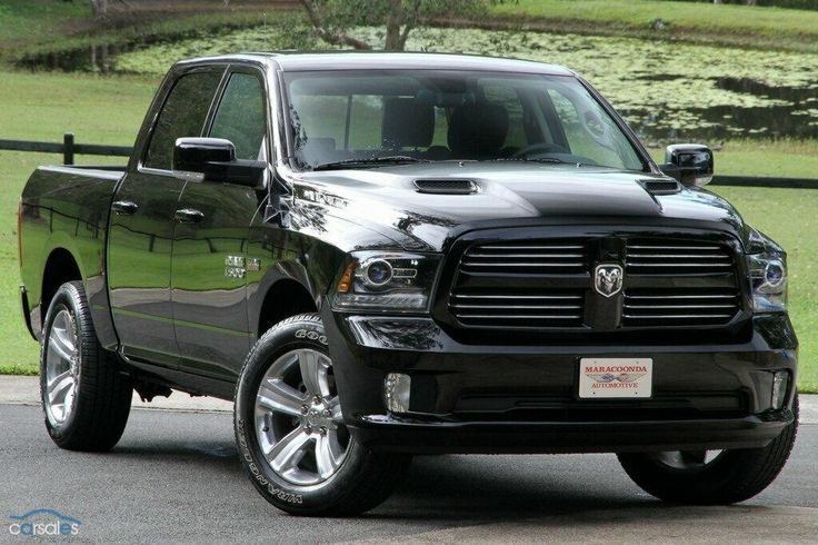 2013 Dodge Ram 1500 Sport MY13 Sports Automatic - $125,000