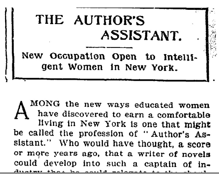 Ny times virtual dating assistants