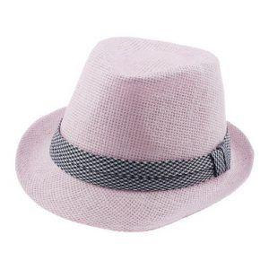 Cool lyserød solhat og sommerhat børn.    Flot kvalitets lyserød filt solhat til piger fra 2 til 8 år.    Se mere på www.babykidz.dk