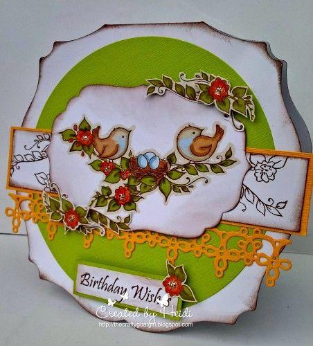 Nesting Card Tutorial by Heidi Green
