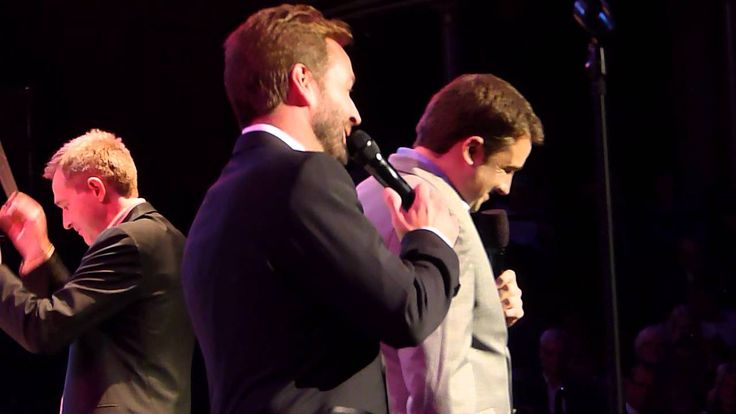 Alfie Boe & Jason Manford 'Volare' @ Royal Albert Hall 04.06.14 HD