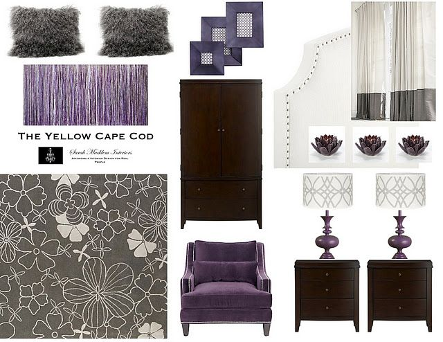Master Bedroom Colors Grey Purple Brown Or Living Or Dinning Room Colors I Love Grey And