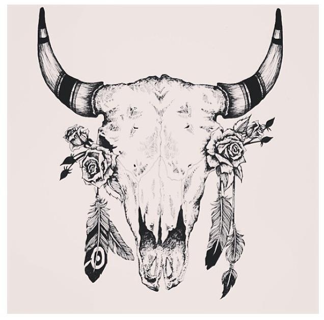 Rustic Print // Native American Style