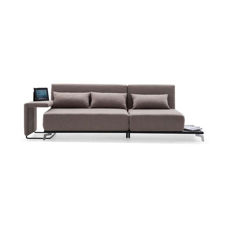Hazelnut Modular Sleeper Sofa