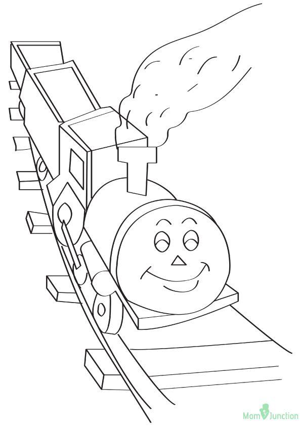 Coloring Page Train Coloring Pages Coloring Pages Train Drawing