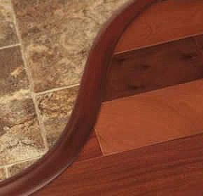 Wood To Tile Floor Transition Pics Handling Curved