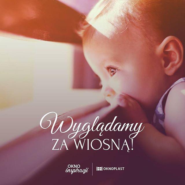 Wy też? :) #wiosna #okno #okna #dziecko #zima #jesień #mieszkanie #dom #OknoInspiracji #Oknoplast