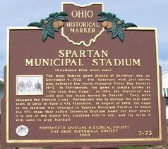 1929–1933: Portsmouth Spartans. 1934: The Lions are born. Despite great success on the field, poor revenues and the Great Depression threatened the Spartans' survival. In 1934, a group led by Detroit radio executive George Richards (owner of Detroit's powerful WJR) bought the financially struggling Spartans and moved them to Detroit and renamed the team the Detroit Lions,[4][5][6] as a nod to the Detroit Tigers. - Wikipedia