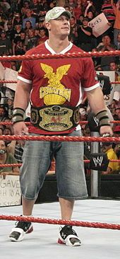 John Cena - Wikipedia, the free encyclopedia