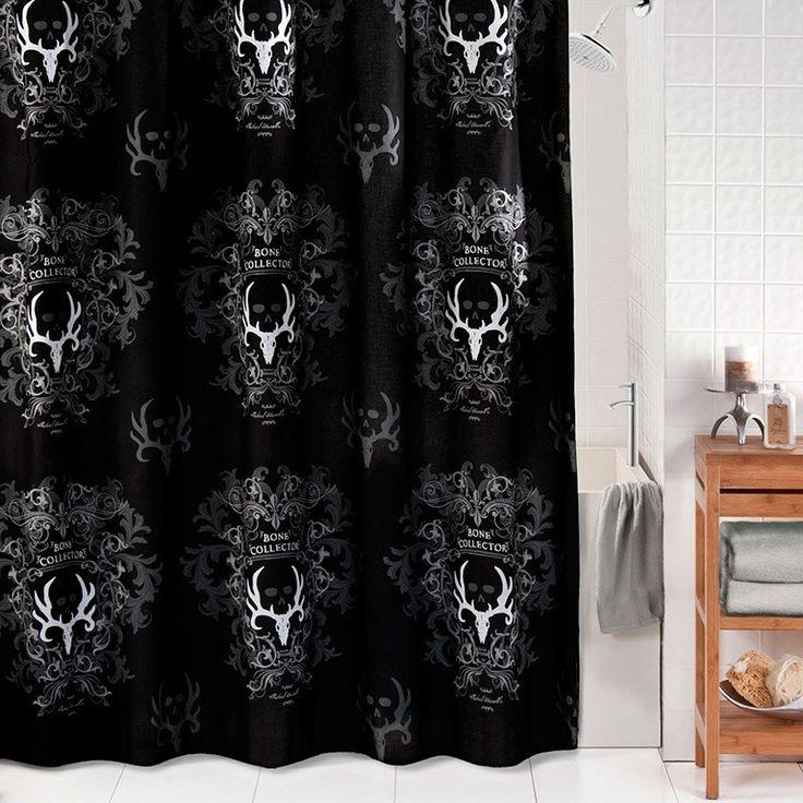 Best 25+ Gray shower curtains ideas on Pinterest | Spa like living ...