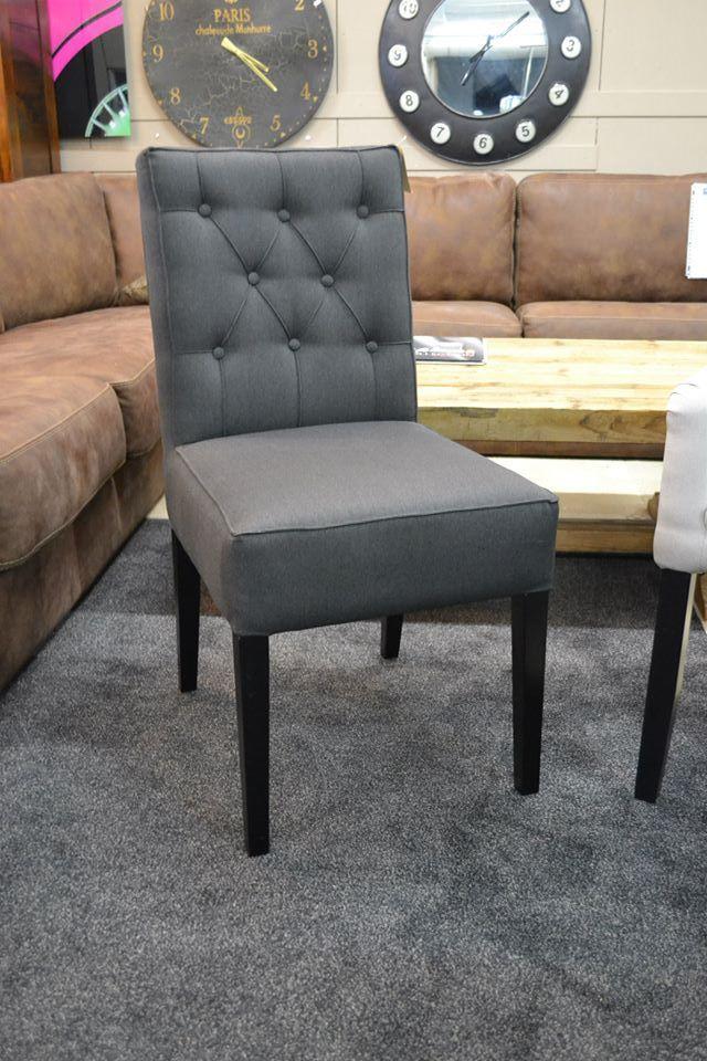 Eetkamer stoel Nevada landelijk in 6 kleuren leverbaar met snelle levertijd!