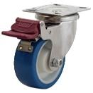 #Stainless Steel Castors - http://www.richmondau.com/castors/stainless-steel-excel-plate-castors.aspx